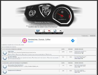 fz6ride.com screenshot