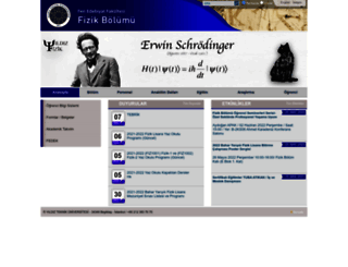 fzk.yildiz.edu.tr screenshot