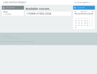 fzksonline.com screenshot