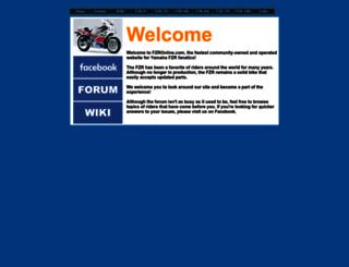fzronline.com screenshot