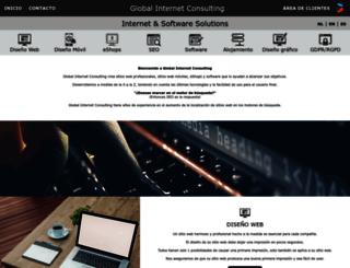 g-i-consulting.es screenshot