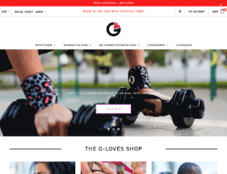 g-loves.com screenshot