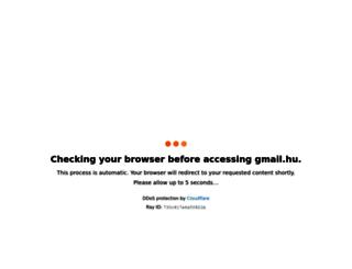 g-mail.hu screenshot