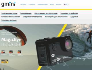 g-mini.ru screenshot