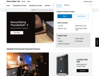d81051a2fb1 Access g-technology.com. G-Technology - Premium Storage Solutions