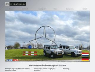 g-zuna.nl screenshot