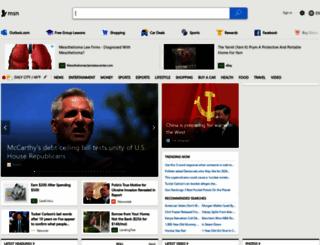 g.msn.com.tw screenshot