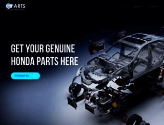g1parts.com screenshot