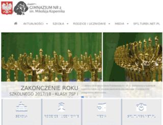g2.turek.pl screenshot