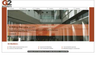 g2builders.net screenshot