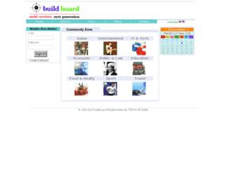 g4.buildboard.com screenshot