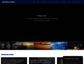 ga.com screenshot