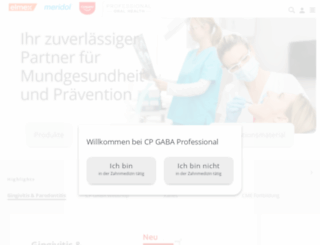 gaba.com screenshot