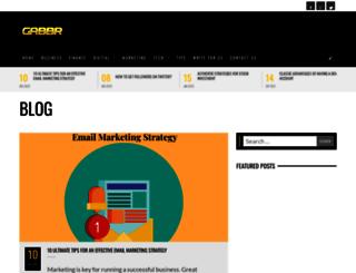 gabbr.com screenshot