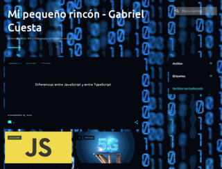 gabicuesta.blogspot.mx screenshot