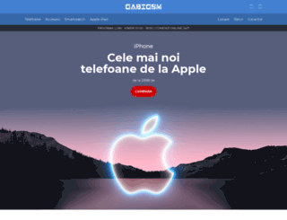gabigsm.ro screenshot