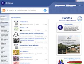 gabitogrupos.com screenshot