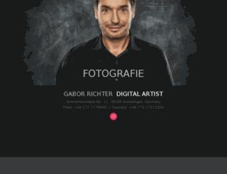 gabor-richter.de screenshot