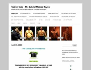 gabrielcode.org screenshot