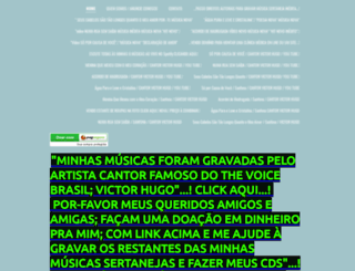 gabrielcompositorsertanejo.com.br screenshot