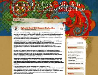 gabriellebarta.wordpress.com screenshot