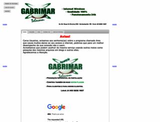 gabrimar.com.br screenshot