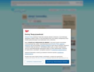 gabrysieeek.pinger.pl screenshot