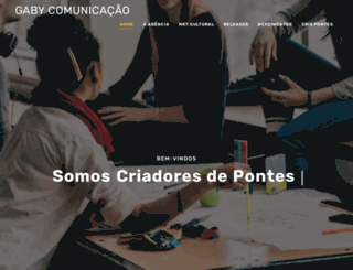 gabycomunicacao.com.br screenshot