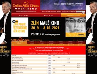 gacinema.cz screenshot