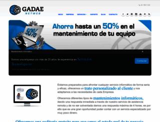 gadae.com screenshot