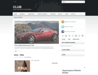 gadafiny-club.blogspot.com screenshot