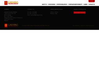 gadang.com.my screenshot