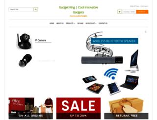 gadget-king.com screenshot
