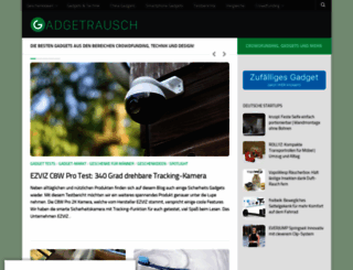 gadget-rausch.de screenshot