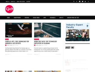 gadgetadda.com screenshot