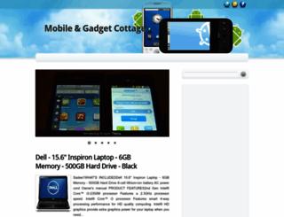 gadgetcottage.blogspot.com screenshot