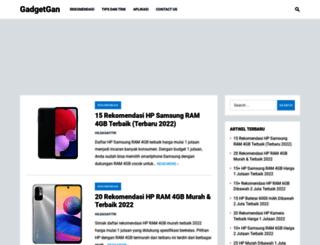 gadgetgan.com screenshot