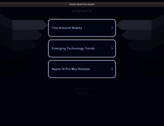 gadgetgear.fr screenshot