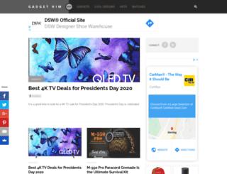 gadgethim.com screenshot