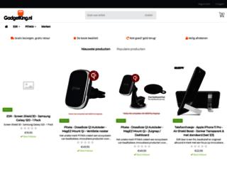 gadgetking.nl screenshot
