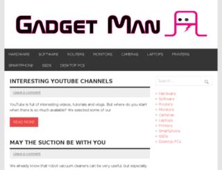 gadgetman.xyz screenshot