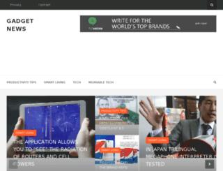gadgetmum.net screenshot