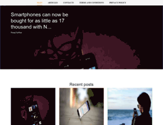 gadgetoskate.com screenshot