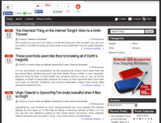 gadgetpolice.com screenshot