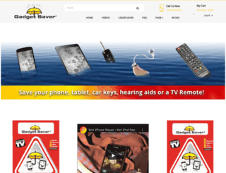 gadgetsaver.com screenshot