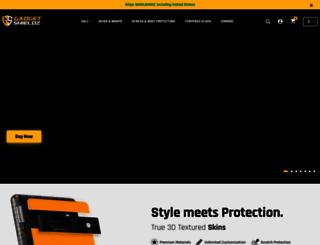 gadgetshieldz.com screenshot