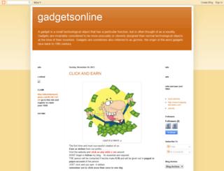 gadgetson94u.blogspot.in screenshot