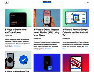 gadgetstouse.com screenshot