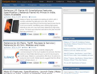 gadgetswale.com screenshot