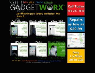 gadgetworx.com screenshot